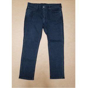 Levi's Slim Straight Blue Jeans Men's Size 36x30